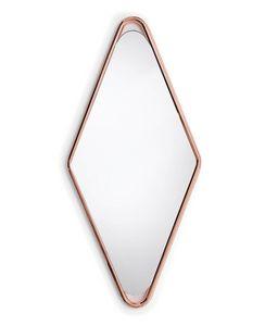 Frame D, Miroir en forme de losange