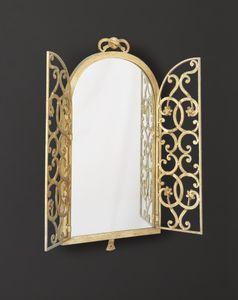 HF2000MI, Miroir en fer avec portes