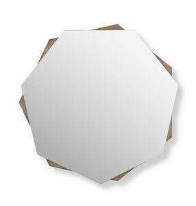 Mirage miroir, Miroir au design géométrique