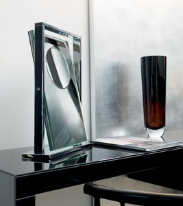 Nice 100, Miroir orientable, avec loupe