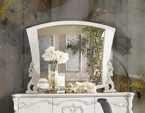 Puccini Art. 7619, Miroir de comptoir sculpt�
