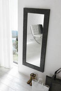 SS500, Miroir avec cadre peint