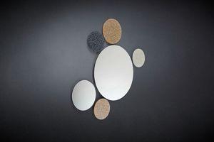 Uranus miroir, Miroir mural design moderne