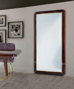 W07M, Grand miroir avec cadre en bois