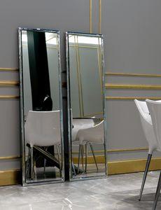 Yo 302, Miroir avec cadre arrondi