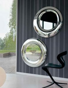 Yume 390, Miroirs ronds modernes