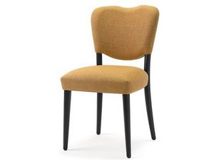Mia-S1, Chaise avec dossier en forme
