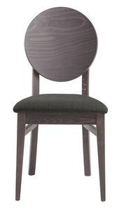 SE 49/W, Chaise avec dossier médaillon