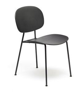 Tondina, Chaise à dossier ovale