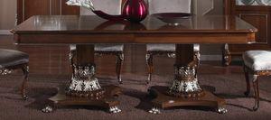 3625 TABLE, Table extensible en bois, prix outlet
