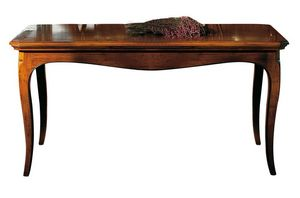Nantes VS.5556, Table de style provençal avec 2 extensions