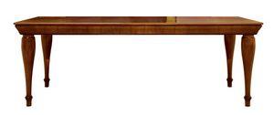 Tretyakov CH.0101, Table de sortie, en noyer, extensible