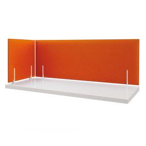 Minimal, Système de panneaux de séparation de bureau