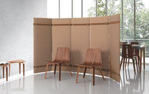 Pli, D'absorption acoustique cloison adapté pour les bureaux
