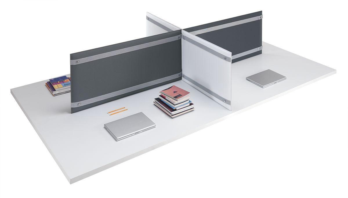 Pli Desk, Cloisons appuyés au bureau, garantir confort acoustique