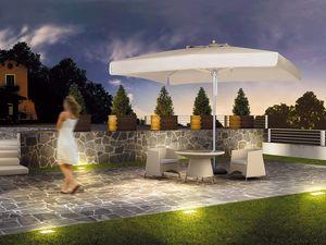 Milano standard, Parasol pour le jardin