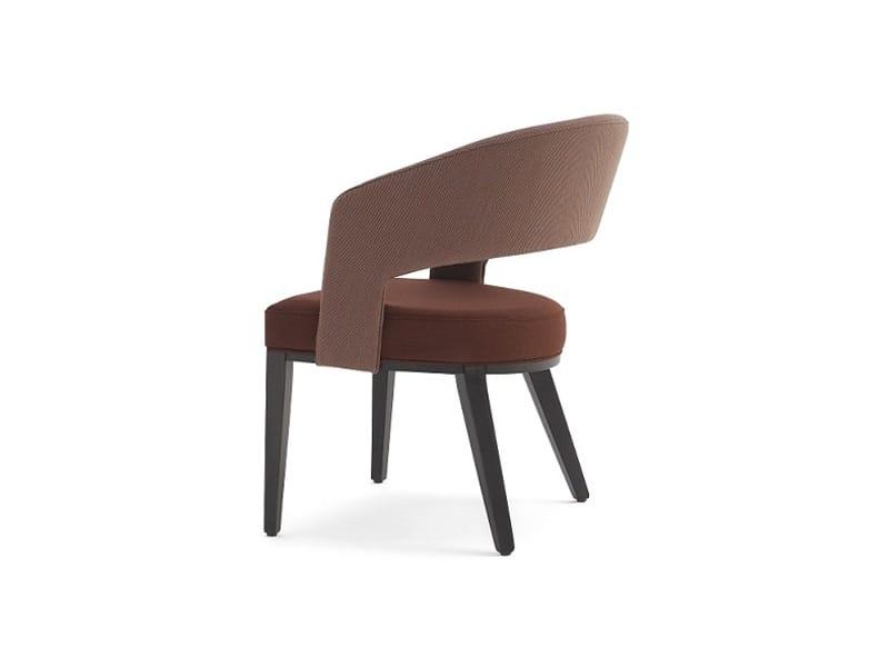 Ellen-P, Chaises de salle à manger rembourrées avec bras