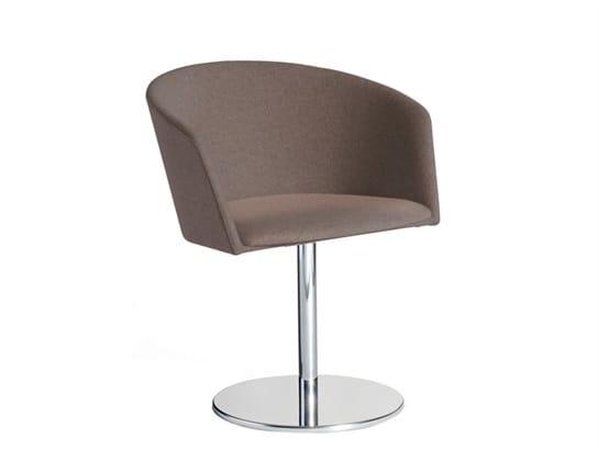 Moon Light 663DSC, Petit fauteuil pivotant pour un usage contractuel