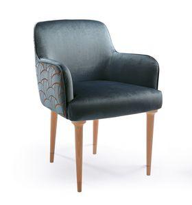 W01DC, Petit fauteuil pour salle à manger