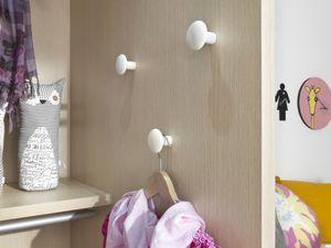 Easy hang, Crochet mural pour chambre d'enfant