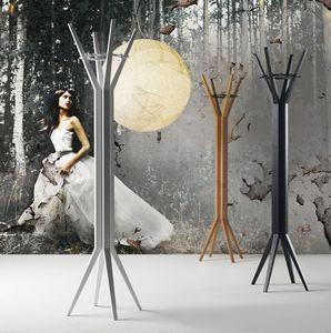 Grillo, Manteau de bois moderne reposer Salon