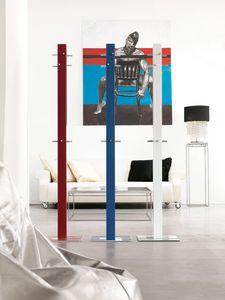 k203 palito, Cintres modernes en métal peint