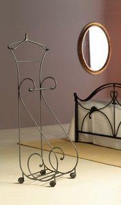 Oasi, Valet de nuit en métal, pour les chambres classiques