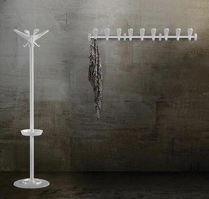 Swing coat stand, Manteau de support en métal, pour les bureaux