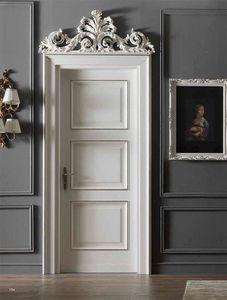 Carracci Art. 2016/QQ, Porte avec sculptures baroques