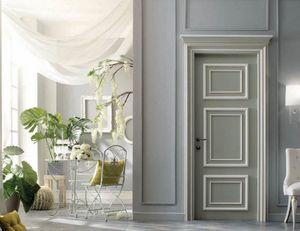 Pietralta Art. 1325/QQ, Porte au design classique