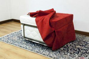 Lit pouf, Pouf transformable en lit simple