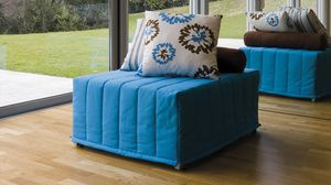 Chick, Pouf transformable en lit