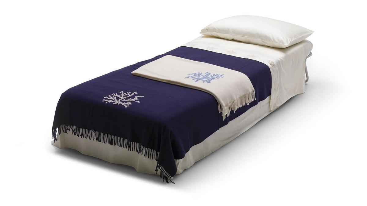 Dizzy pouf, Pouf transformable en lit