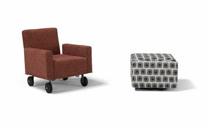 QQ, Pouf transformable en fauteuil