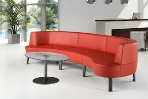 ZEN 731 - 732, Moderne canapé modulable idéal pour les bars et les hôtels