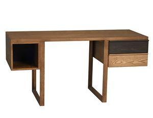 Swing 5003/F, Bureau en bois de frêne