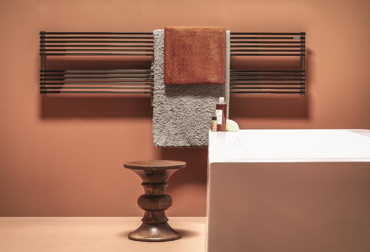 Ritmato, Radiateur sèche-serviettes, en tube d'acier