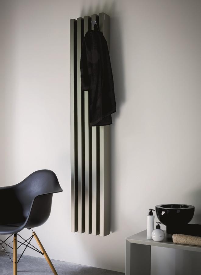 Soho, Radiateur mur, avec un design contemporain