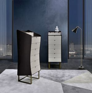 MB65 commode, Commode haute