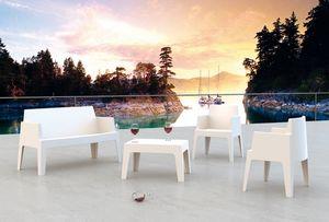 Formentera Set, Garden ensemble de meubles, pour l'extérieur