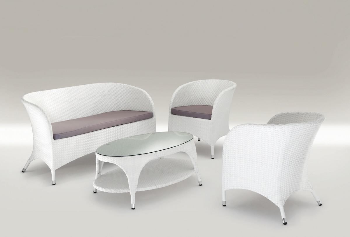 Pola Set, Fixer mobilier d'extérieur, l'aluminium tissé, pour les bars