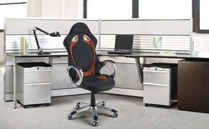 Fauteuil chaise de bureau racing Race – SU130RAC, Style sport de course de fauteuil de bureau
