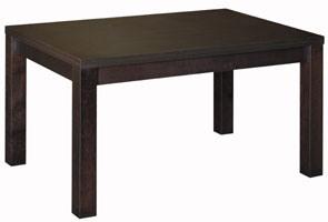 830, Table en hêtre avec extension, pieds carrés, pour la cuisine