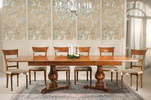 Art. 3502, Table extensible, de style classique