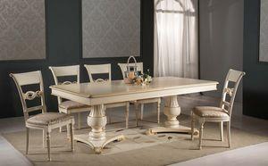 Art. 3732, Table à manger de style Liberty