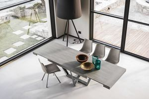 APOLLO 180 TA1C3, Table extensible au design moderne