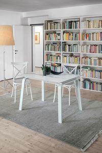 DEIMOS 110 TA1B7, Table extensible pour cuisine et salon
