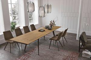 SYNCRO 180 TA1B4, Table extensible qui s'ouvre automatiquement