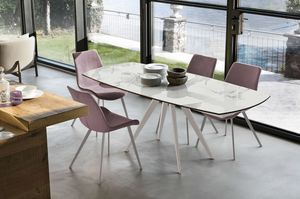 VORTICE TA1B6, Table extensible moderne
