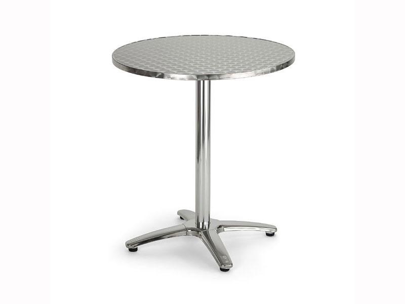 086, Table ronde en métal bars et restaurants